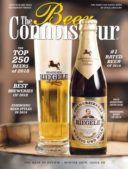 Beer Connoisseur January 07, 2019 00:00