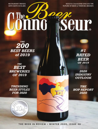 Beer Connoisseur Winter 2020, #46