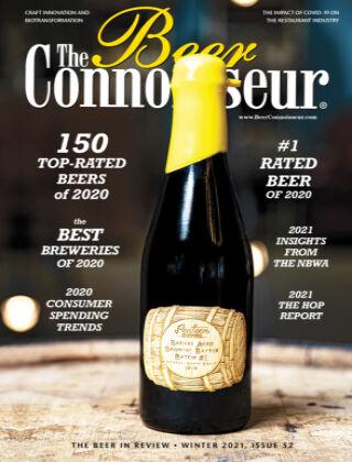 Beer Connoisseur  Winter 2021, #452