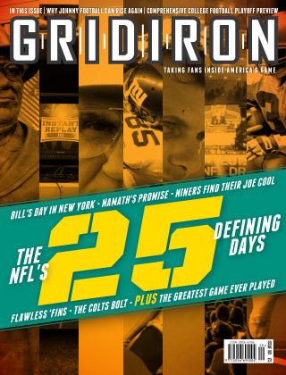 Gridiron Issue XIX