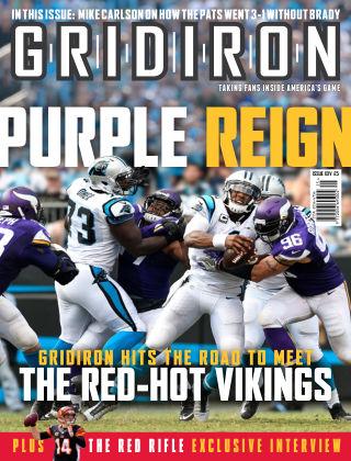 Gridiron Issue XXV