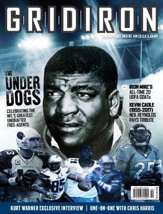 Gridiron Issue XXXIV