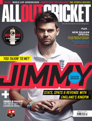 All Out Cricket issue 127