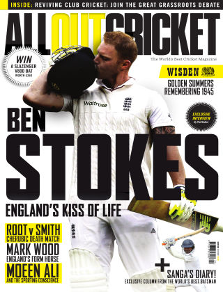 All Out Cricket Issue 129