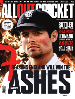 All Out Cricket Issue 130