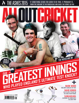 All Out Cricket Issue 131