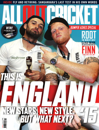 All Out Cricket Issue 132
