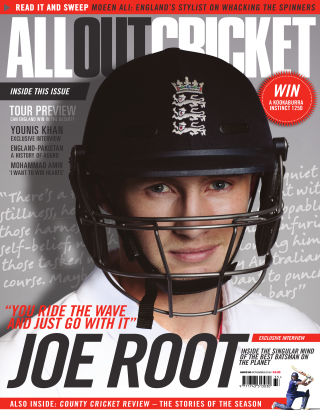 All Out Cricket issue133