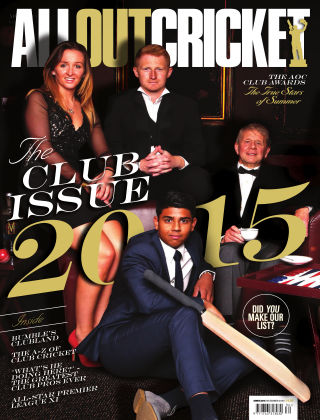 All Out Cricket Issue 134