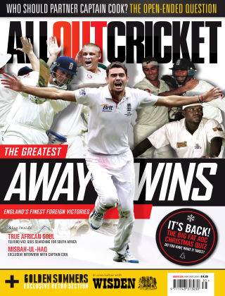 All Out Cricket Issue 135