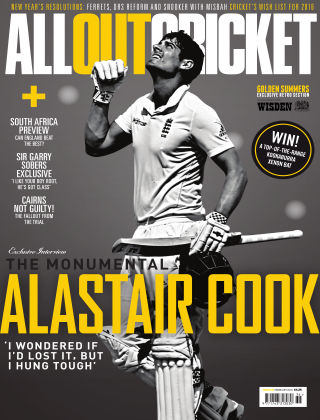 All Out Cricket Issue 136