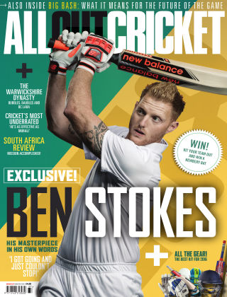 All Out Cricket Issue 137