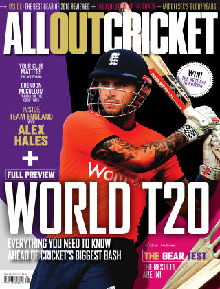 All Out Cricket Issue138