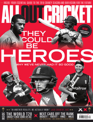 All Out Cricket Issue 139