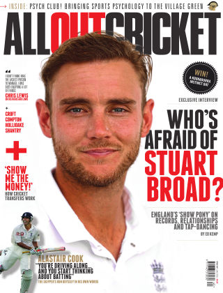 All Out Cricket Issue 140