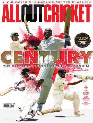 All Out Cricket Issue 143