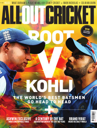 All Out Cricket Issue 145