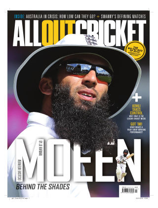 All Out Cricket Issue 146