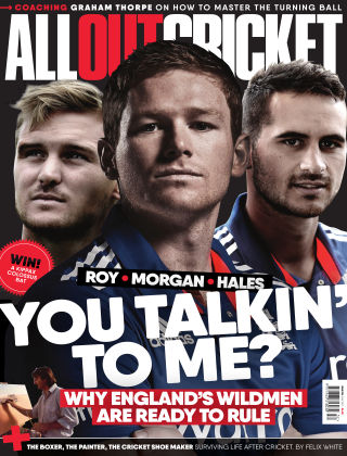 All Out Cricket Issue 152