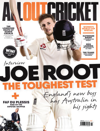All Out Cricket Issue 154
