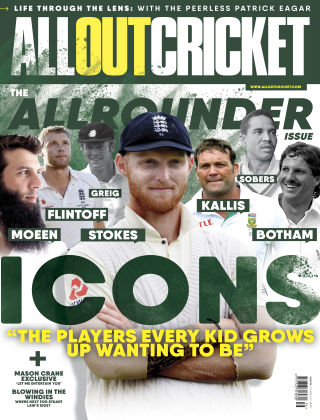 All Out Cricket Issue 157