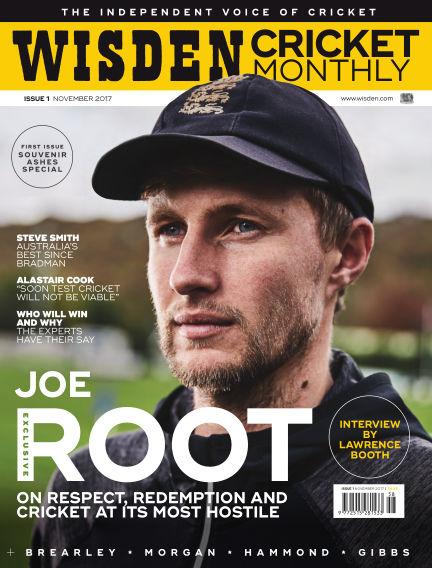 Wisden Cricket Monthly November 25, 2017 00:00