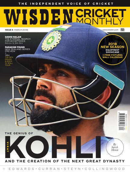 Wisden Cricket Monthly March 15, 2018 00:00