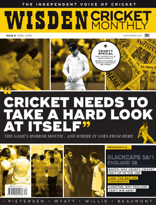 Wisden Cricket Monthly Issue 06