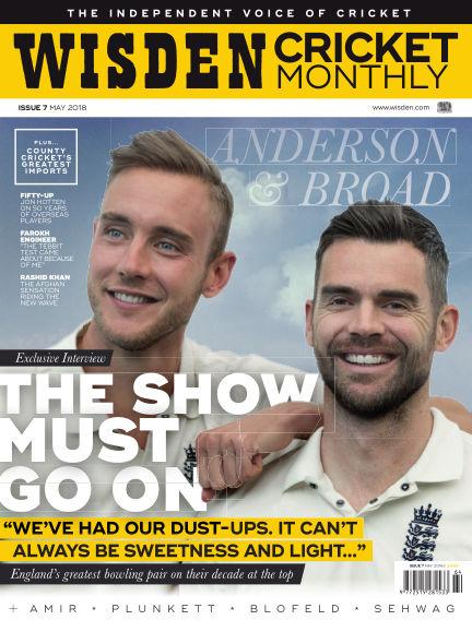Wisden Cricket Monthly May 10, 2018 00:00
