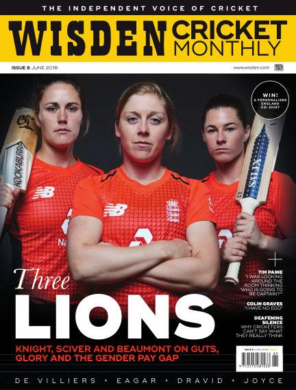 Wisden Cricket Monthly June 07, 2018 00:00