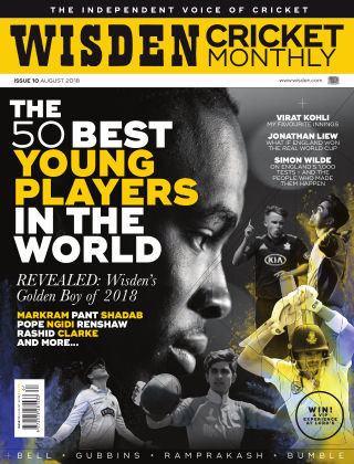 Wisden Cricket Monthly Issue 10