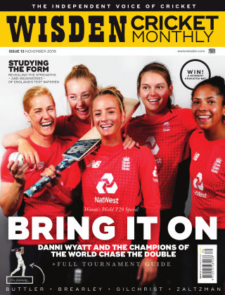 Wisden Cricket Monthly Issue 13