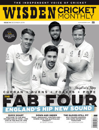 Wisden Cricket Monthly Issue 14