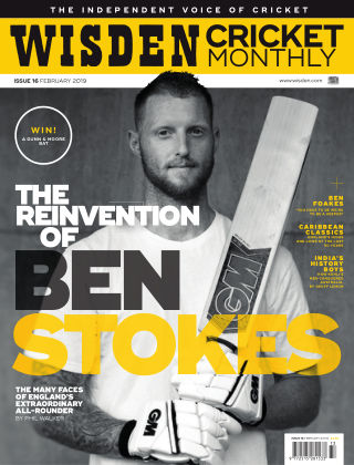 Wisden Cricket Monthly Issue 16