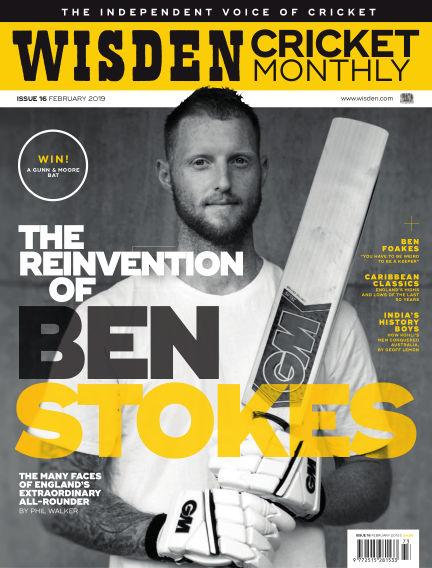 Wisden Cricket Monthly January 24, 2019 00:00