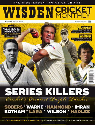 Wisden Cricket Monthly Issue 17