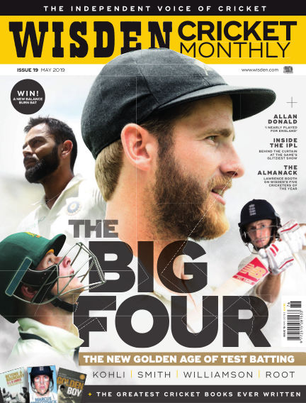 Wisden Cricket Monthly April 25, 2019 00:00