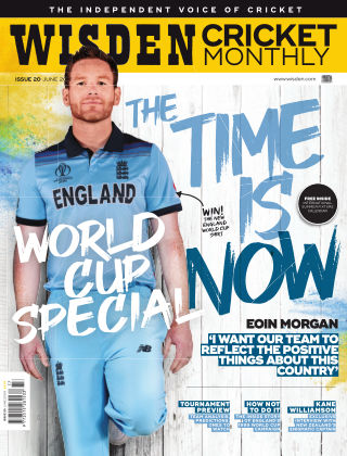 Wisden Cricket Monthly Issue 20