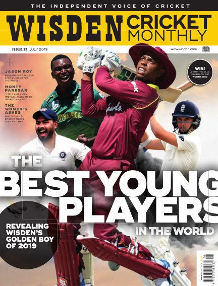 Wisden Cricket Monthly June 20, 2019 00:00