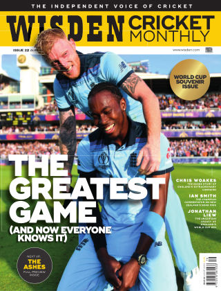 Wisden Cricket Monthly Issue 22