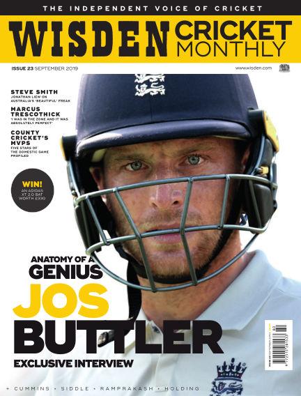 Wisden Cricket Monthly August 22, 2019 00:00