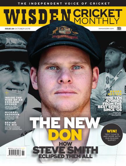 Wisden Cricket Monthly September 26, 2019 00:00