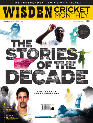 Wisden Cricket Monthly Issue 26