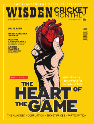Wisden Cricket Monthly Issue 28