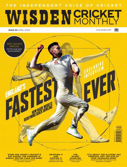 Wisden Cricket Monthly March 26, 2020 00:00