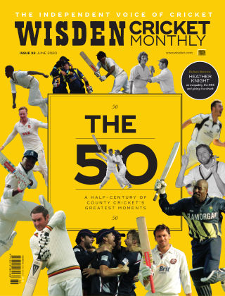 Wisden Cricket Monthly Issue 32