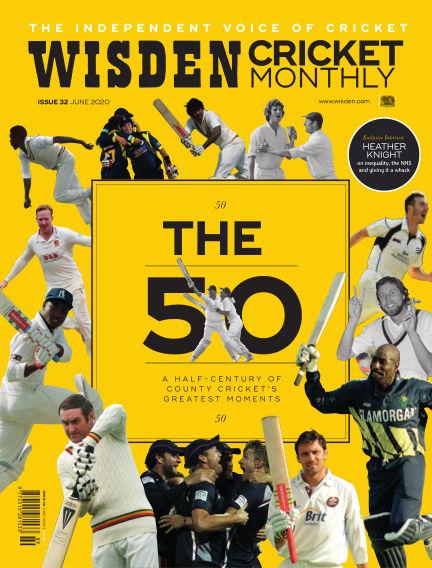 Wisden Cricket Monthly May 29, 2020 00:00