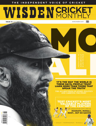 Wisden Cricket Monthly Issue 33