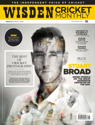 Wisden Cricket Monthly Issue 34