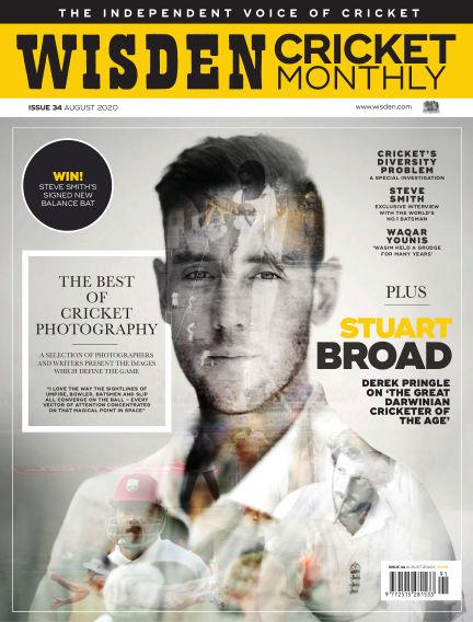 Wisden Cricket Monthly July 23, 2020 00:00